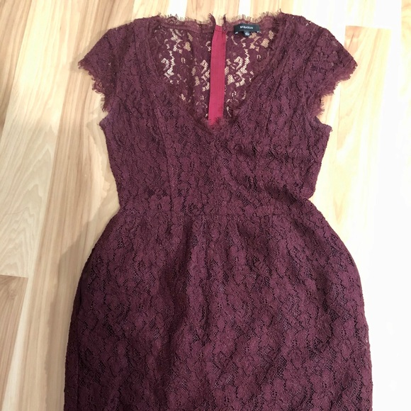 Aritzia babaton lace dress size 6